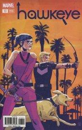 Hawkeye #13 Michael Walsh Variant