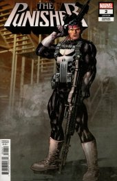 The Punisher #2 1:25 Deodato Incentive Variant