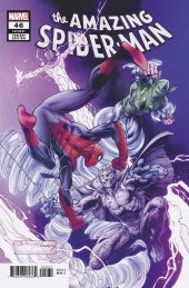 The Amazing Spider-Man #46 Mark Bagley Variant