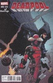 Deadpool #45 Hastings Exclusive Variant