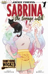 Sabrina The Teenage Witch: Something Wicked #1 Cover D Sauvage