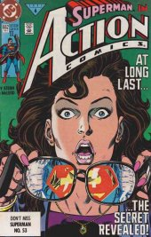 Action Comics #662 2nd Print