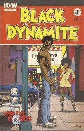 Black Dynamite #1 Third Eye Comics Variant