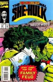 The Sensational She-Hulk #57