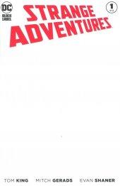 Strange Adventures #1 Blank Variant