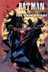 The Batman Who Laughs: The Grim Knight #1 KRS Comics Exclusive Phillip Tan Variant A
