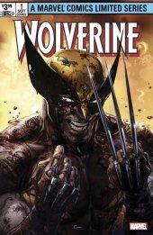 Wolverine #1 Clayton Crain Variant A