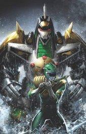 Mighty Morphin Power Rangers #50 Scorpion Comics Exclusive by Clayton Crain
