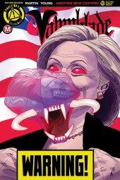 Vampblade #10 Cvr F Election Risque