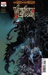 venom #15 secret variant