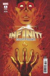 Infinity Countdown #5 2nd Printing