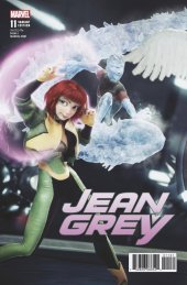 Jean Grey #11 Hugo Connecting Variant