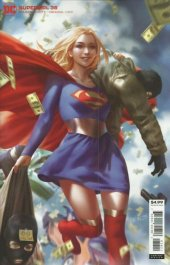 Supergirl #38 Card Stock Variant Edition