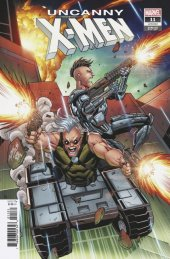 Uncanny X-Men #11 Ron Lim Variant
