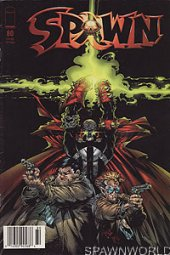 Spawn #80 Newsstand Edition