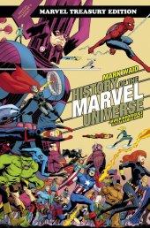 History of the Marvel Universe Treasury Edition TP DM Variant