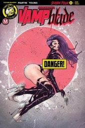 Vampblade Season 4 #4 Cover F Brao Risque
