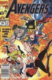 The Avengers #359 Newsstand Edition