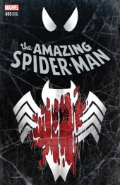 The Amazing Spider-Man #800 Tyler Kirkham Black Suit Variant A