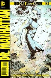 Before Watchmen: Dr. Manhattan #2 P. Craig Russell Variant Edition