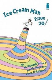 Ice Cream Man #20 2nd Printing