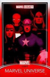 Marvel Legacy #1 John Tyler Christopher Trading Card Variant