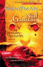 The Sandman Vol. 1: Preludes & Nocturnes TPB Fully Recolored Edition