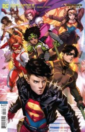 Young Justice #18 Card Stock Variant Edition