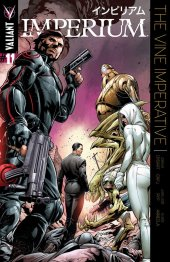 Imperium #11 Cover B Bernard