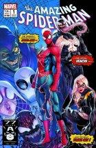 The Amazing Spider-Man #1 Jamal Campbell Stadium 3000 Print Variant