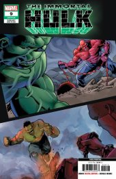 The Immortal Hulk #9 3rd Printing Bennett Variant