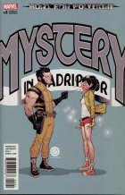 Hunt for Wolverine: Mystery in Madripoor #2  Variant Edition