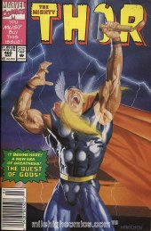 The Mighty Thor #460 Newsstand Edition