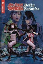 Red Sonja & Vampirella Meet Betty & Veronica #11 Cover E Staggs