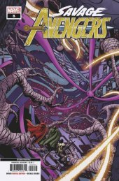 Savage Avengers #8 2nd Printing