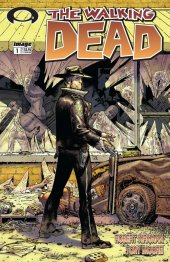 The Walking Dead #1 Original Cover