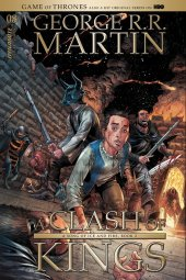 A Game of Thrones: Clash of Kings #8