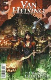 Van Helsing Vs. Draculas Daughter #5 Cover E Metcalf