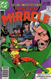 Mister Miracle #19