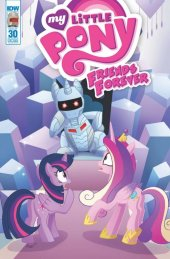 My Little Pony: Friends Forever #30 Subscription Variant