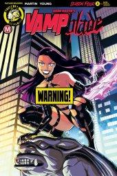 Vampblade Season 4 #3 Cover B Young Risque