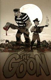 The Goon #8 Parson Cardstock Variant