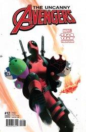 Uncanny Avengers #12 Tsum Tsum Variant