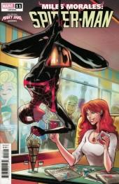 Miles Morales: Spider-Man #11 Mirka Andolfo Mary Jane Variant