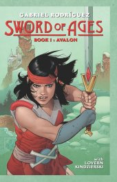 sword of ages book 1: avalon hc