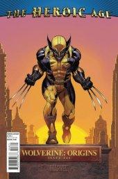 Wolverine: Origins #48 Heroic Age Variant