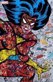 Spider-Woman #1 Collage Mr. Garcin Variant