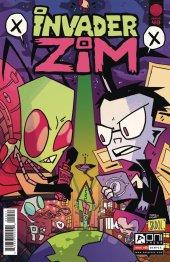 Invader Zim #49 Cover B Enger