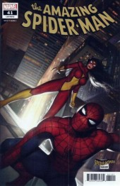 The Amazing Spider-Man #41 Spider-Woman Variant Cover