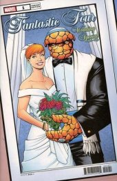 Fantastic Four: Wedding Special #1 Mike McKone Variant